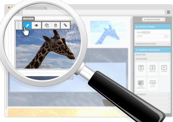 aplicar efectos a imagenes sitio simple paso 1
