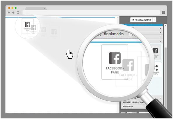 insertar facebook plugin page en sitio simple 2