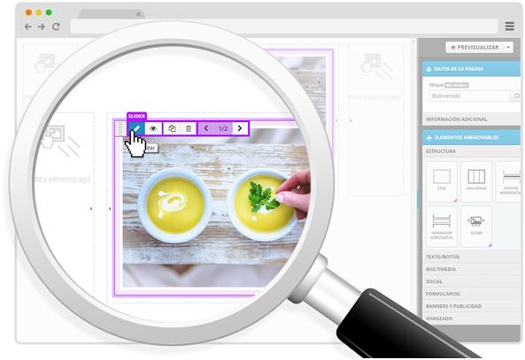 realizar slider 3d en pagina web