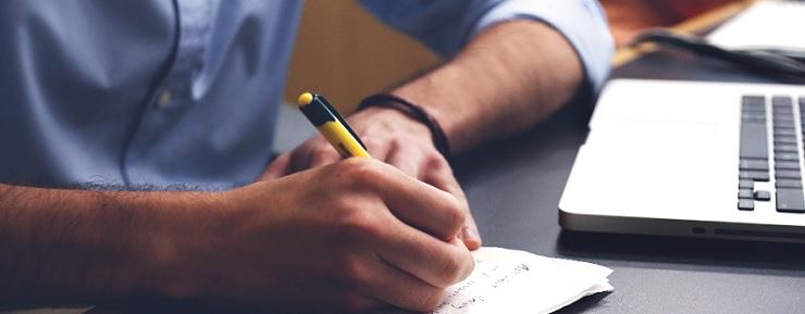 escribir habitos