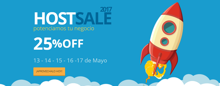ofertas hot sale en hosting internet