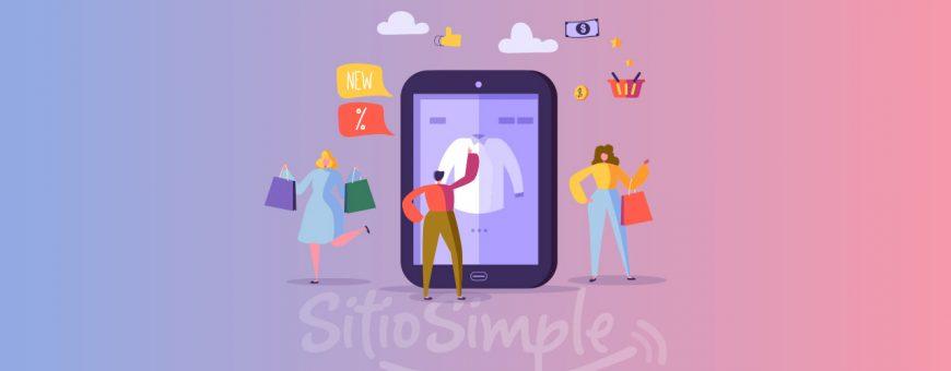integrar tu tienda online con los catálogos de Facebook e Instagram en SitioSimple
