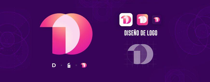 diseña el logo para tu web