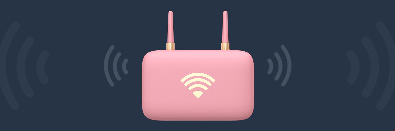 señal de wifi