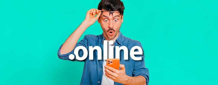 dominios .online